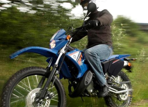 Yamaha, demo ride per gli amanti di supermotard e fuori strada - Foto 3 di 6