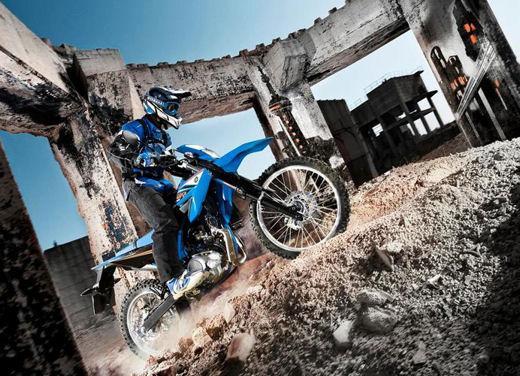 Yamaha, demo ride per gli amanti di supermotard e fuori strada - Foto 1 di 6