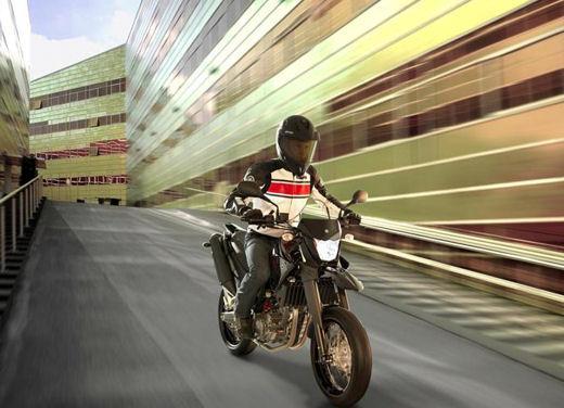 Yamaha, demo ride per gli amanti di supermotard e fuori strada - Foto 5 di 6