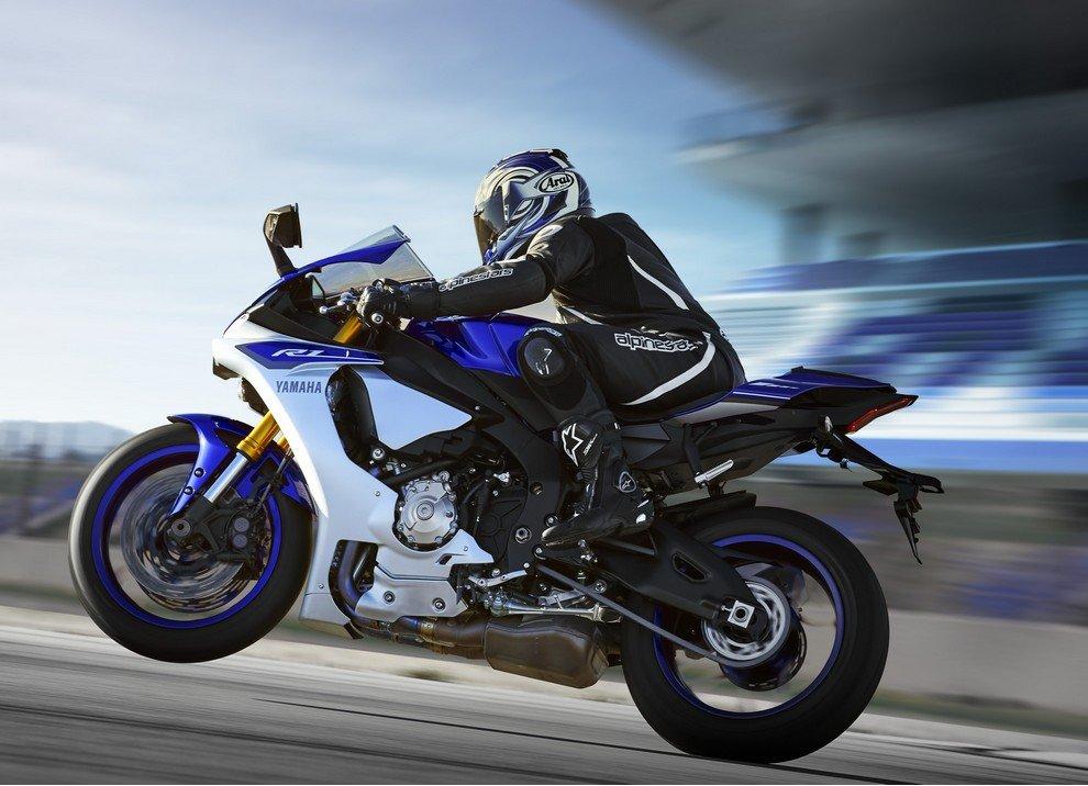 Yamaha, tutte le novità 2015