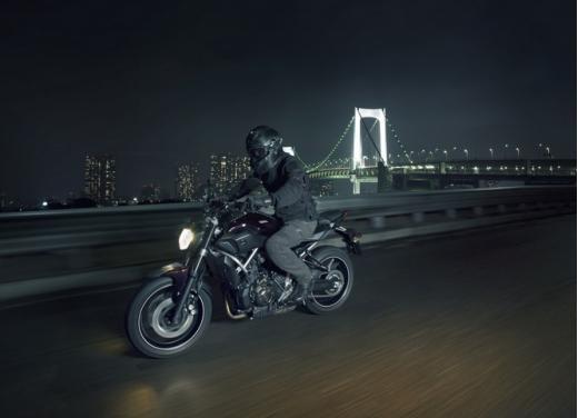 Yamaha MT-07 disponibile da fine febbraio a 5.690 euro - Foto 1 di 10