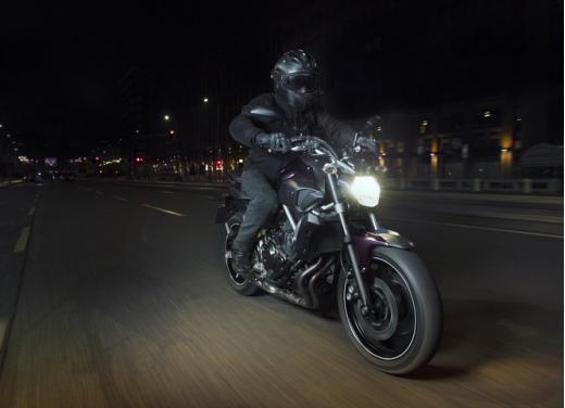 Yamaha MT-07 disponibile da fine febbraio a 5.690 euro - Foto 9 di 10