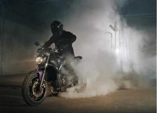 Yamaha MT-07 disponibile da fine febbraio a 5.690 euro - Foto 3 di 10