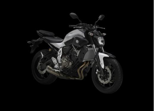 Yamaha MT-07 disponibile da fine febbraio a 5.690 euro - Foto 7 di 10