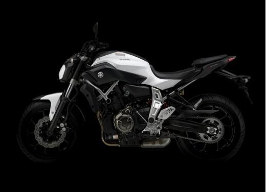 Yamaha MT-07 disponibile da fine febbraio a 5.690 euro - Foto 4 di 10