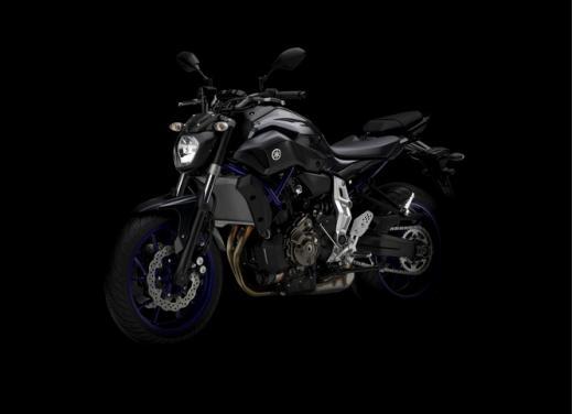 Yamaha MT-07 disponibile da fine febbraio a 5.690 euro - Foto 8 di 10