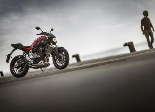 Yamaha MT-07 test ride - Foto 15 di 32