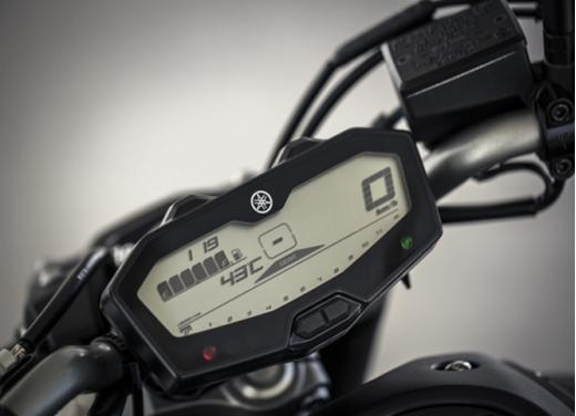 Yamaha MT-07 test ride - Foto 17 di 32
