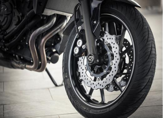 Yamaha MT-07 test ride - Foto 19 di 32