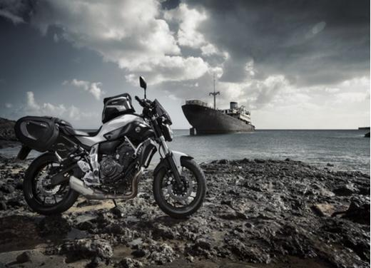 Yamaha MT-07 test ride - Foto 22 di 32