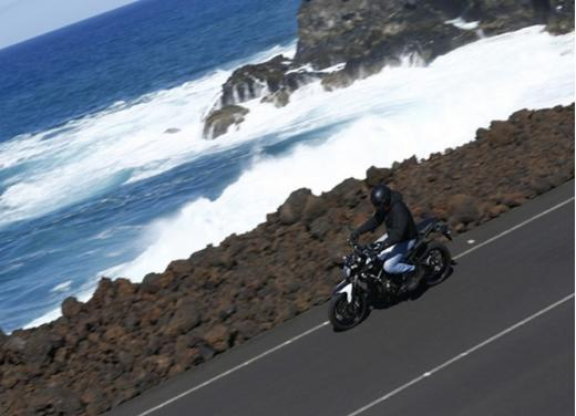 Yamaha MT-07 test ride - Foto 10 di 32