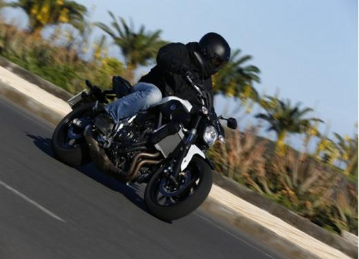 Yamaha MT-07 test ride - Foto 3 di 32