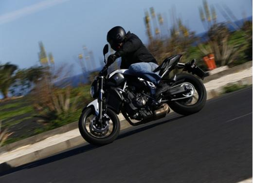Yamaha MT-07 test ride - Foto 11 di 32