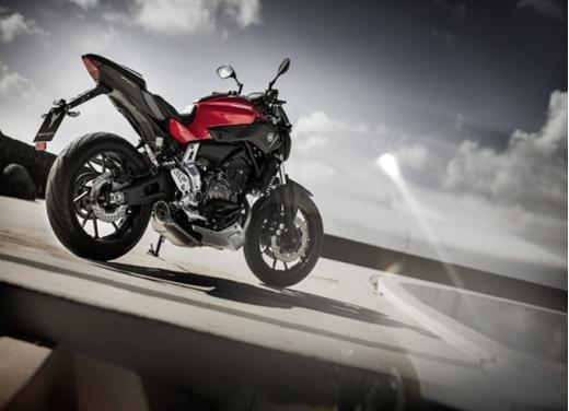 Yamaha MT-07 test ride - Foto 24 di 32
