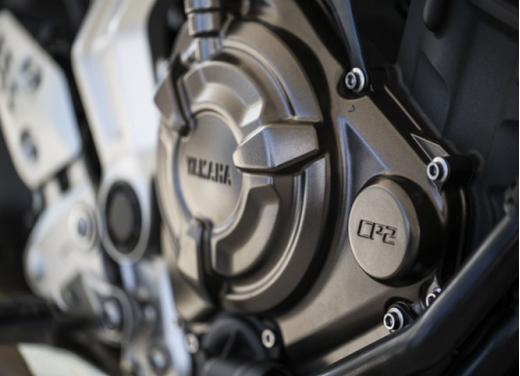Yamaha MT-07 test ride - Foto 25 di 32