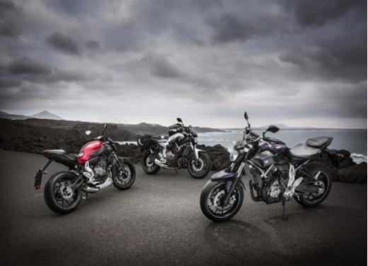 Yamaha MT-07 test ride - Foto 26 di 32