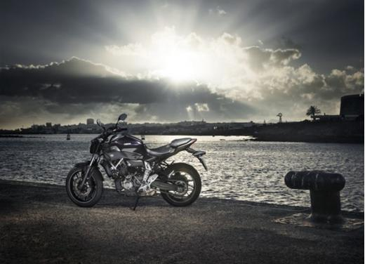 Yamaha MT-07 test ride - Foto 27 di 32