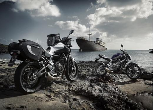 Yamaha MT-07 test ride - Foto 28 di 32