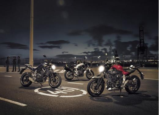 Yamaha MT-07 test ride - Foto 29 di 32