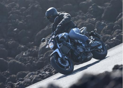 Yamaha MT-07 test ride - Foto 5 di 32