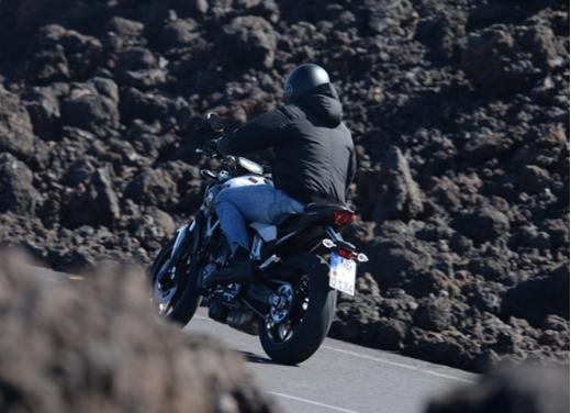 Yamaha MT-07 test ride - Foto 4 di 32