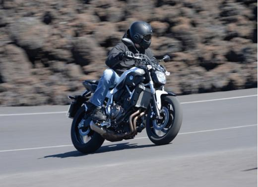 Yamaha MT-07 test ride - Foto 7 di 32