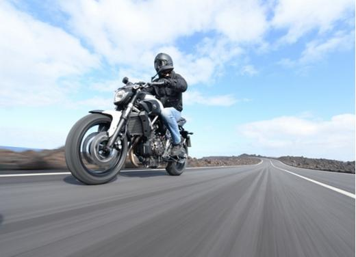 Yamaha MT-07 test ride - Foto 14 di 32