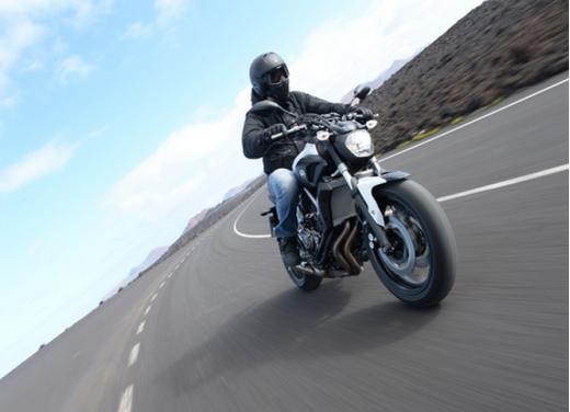 Yamaha MT-07 test ride - Foto 9 di 32