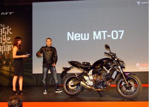 Yamaha MT-07 - Foto 1 di 9