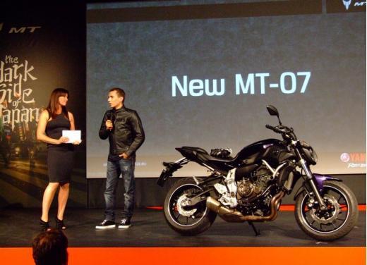 Yamaha MT-07 - Foto 3 di 9
