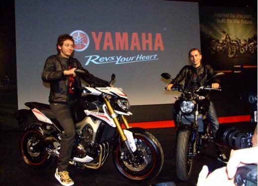 Yamaha MT-07 - Foto 7 di 9
