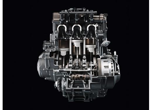Yamaha MT-09, in vendita da settembre a partire da 7.890 euro - Foto 4 di 5