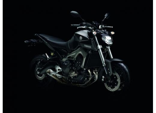 Yamaha MT-09, in vendita da settembre a partire da 7.890 euro
