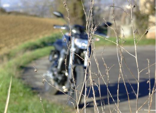 Yamaha MT-09 prova su strada - Foto 35 di 52