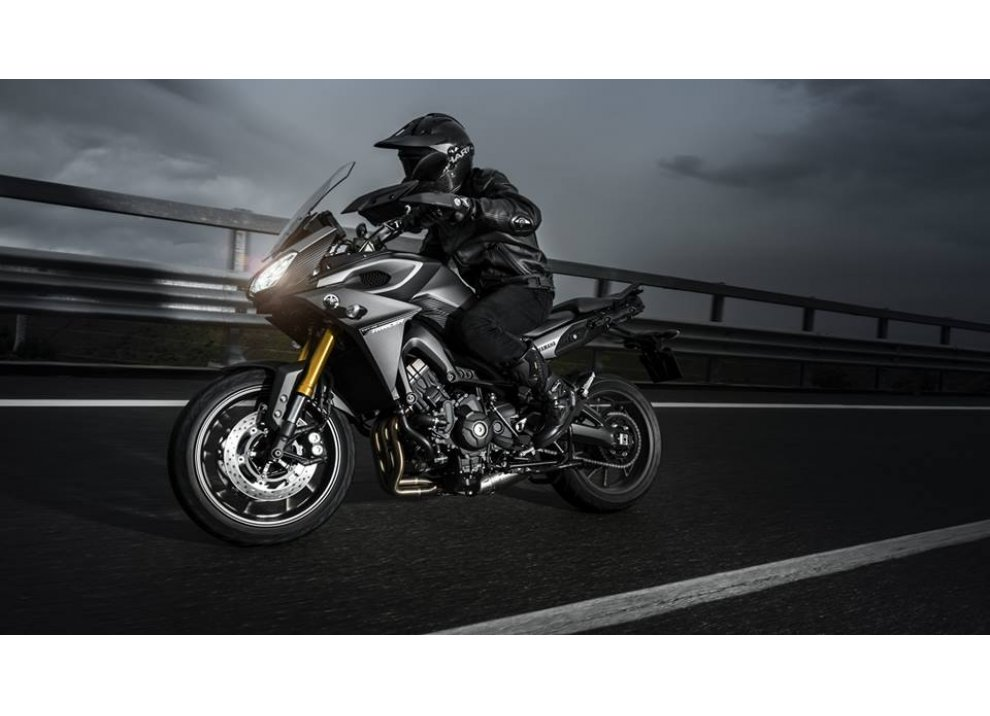 Yamaha MT-09 Tracer MY 2015