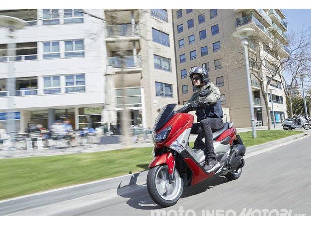 Yamaha NMAX 125 in offerta lancio a 2.890 euro