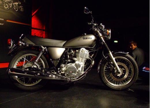 Yamaha SR 400 - Foto 3 di 8