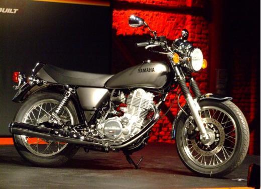 Yamaha SR 400
