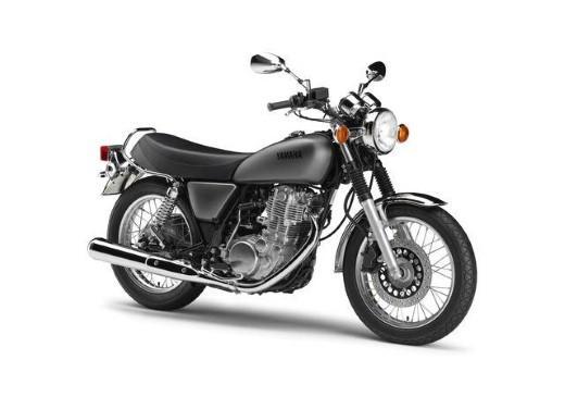 Yamaha SR 400 - Foto 5 di 8