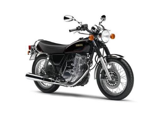 Yamaha SR 400 - Foto 7 di 8