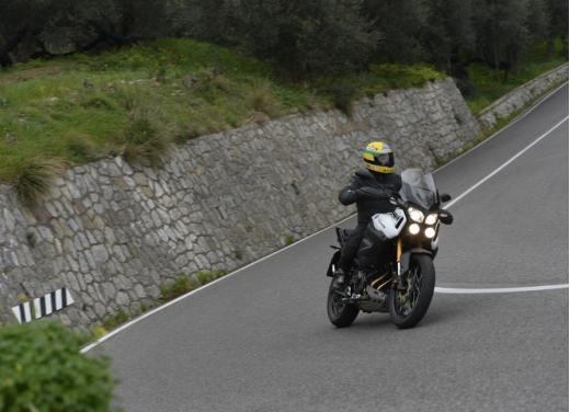 Yamaha Super Ténéré m.y. 2014 test ride - Foto 4 di 16