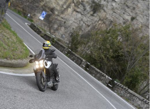 Yamaha Super Ténéré m.y. 2014 test ride - Foto 6 di 16
