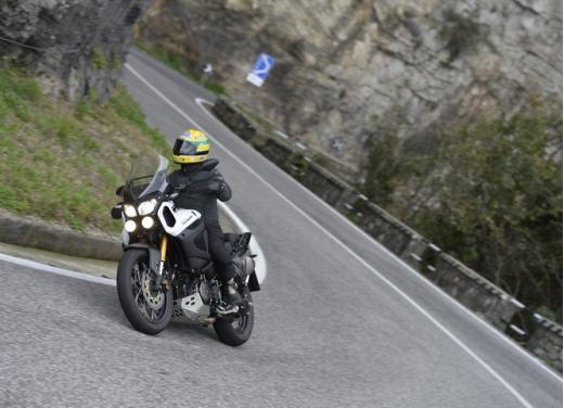Yamaha Super Ténéré m.y. 2014 test ride - Foto 7 di 16