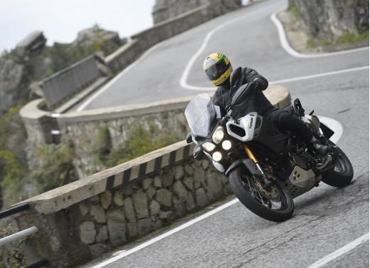 Yamaha Super Ténéré m.y. 2014 test ride - Foto 12 di 16