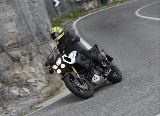 Yamaha Super Ténéré m.y. 2014 test ride - Foto 13 di 16