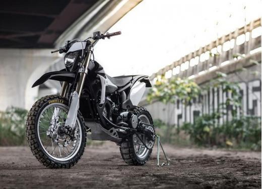 Yamaha TCross: l'incredibile metamorfosi del TMax - Foto 9 di 15