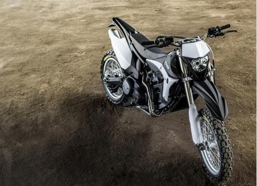 Yamaha TCross: l'incredibile metamorfosi del TMax - Foto 11 di 15