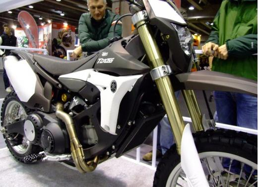 Yamaha TCross: l'incredibile metamorfosi del TMax - Foto 2 di 15