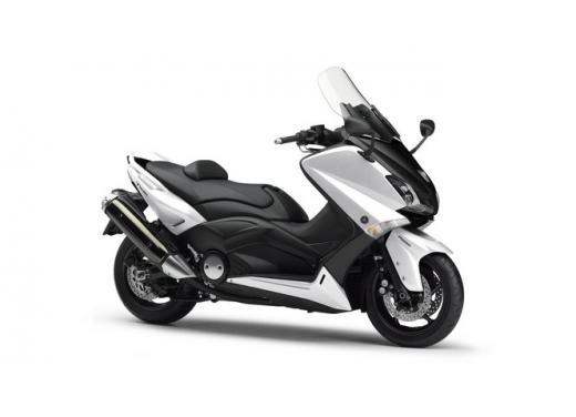 Yamaha T-Max, il maxiscooter Yamaha si conferma tra i leader nelle classifiche di vendita - Foto 4 di 10