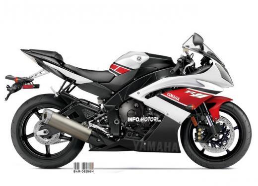 Yamaha tre cilindri: R11 o R67 per contrastare MV F3 e Triumph Daytona - Foto 3 di 5
